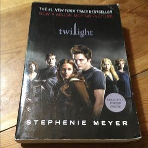 Other - Book Twilight by Stephanie Meyer